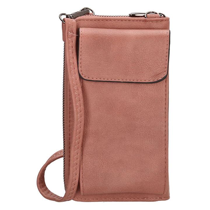 Beagles Phone Bag Telefoontasje Roze