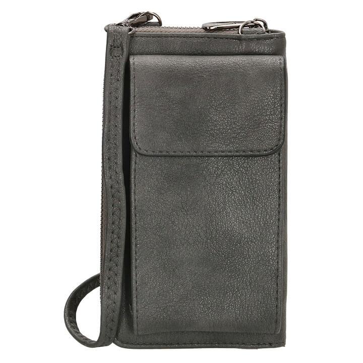Beagles Phone Bag Telefoontasje Grijs