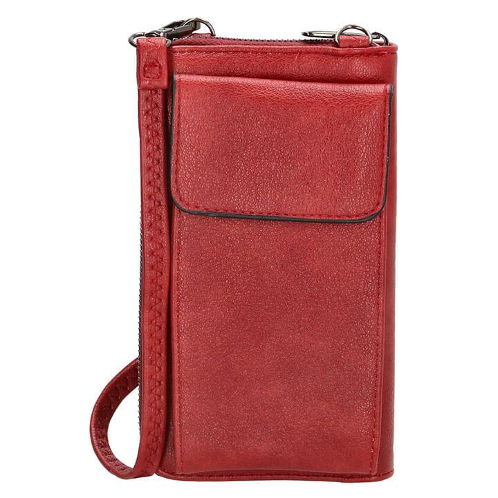Beagles Phone Bag Telefoontasje Rood