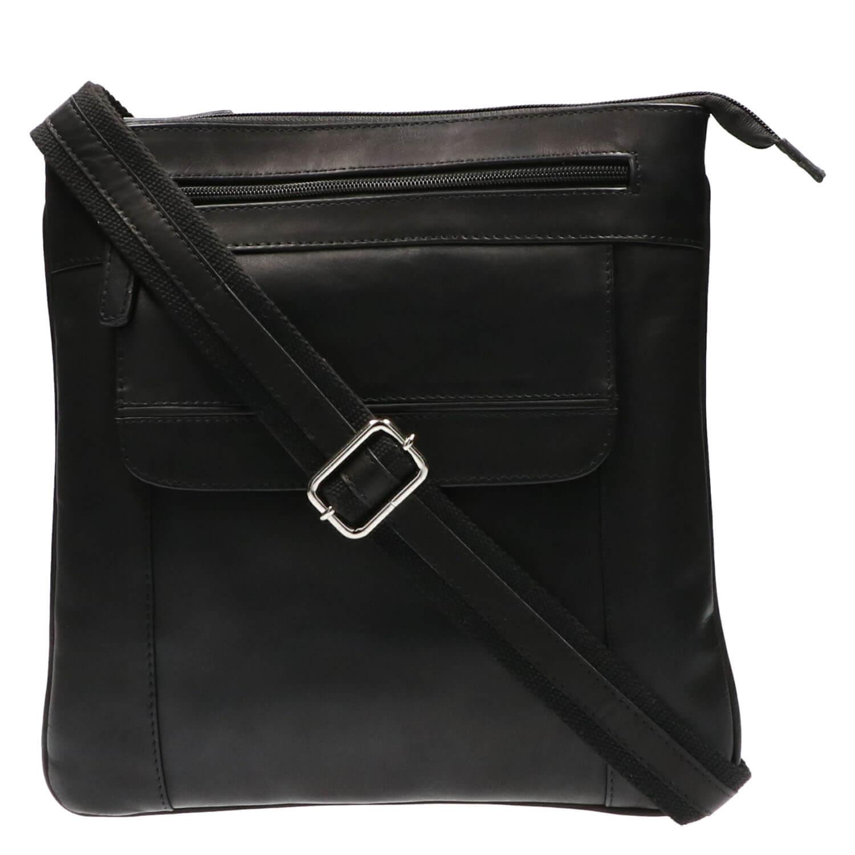 Leather Design Schoudertas Patrick Zwart
