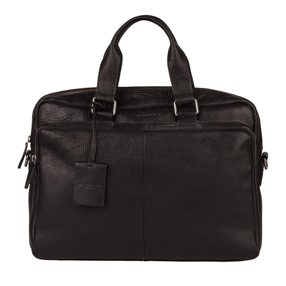 Burkely Antique Avery Workbag 15.6'' Zwart