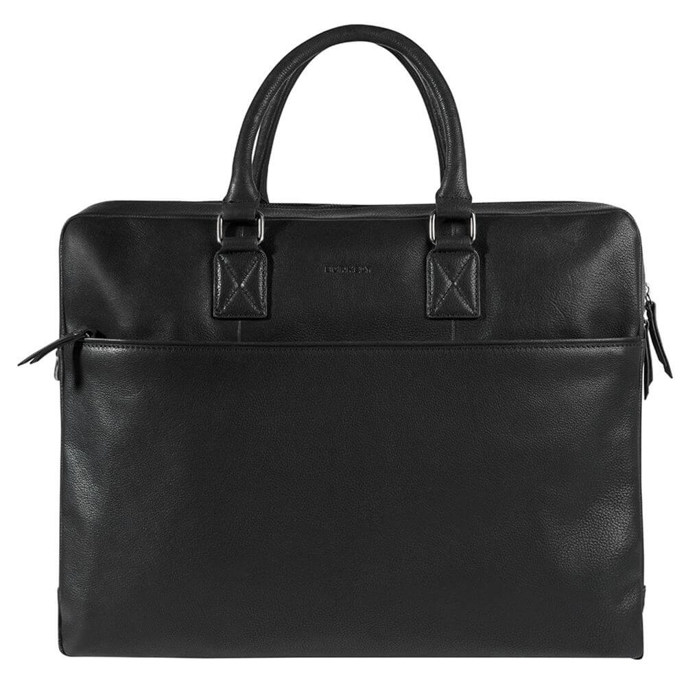 Burkely Antique Avery Laptopbag 17'' Zwart