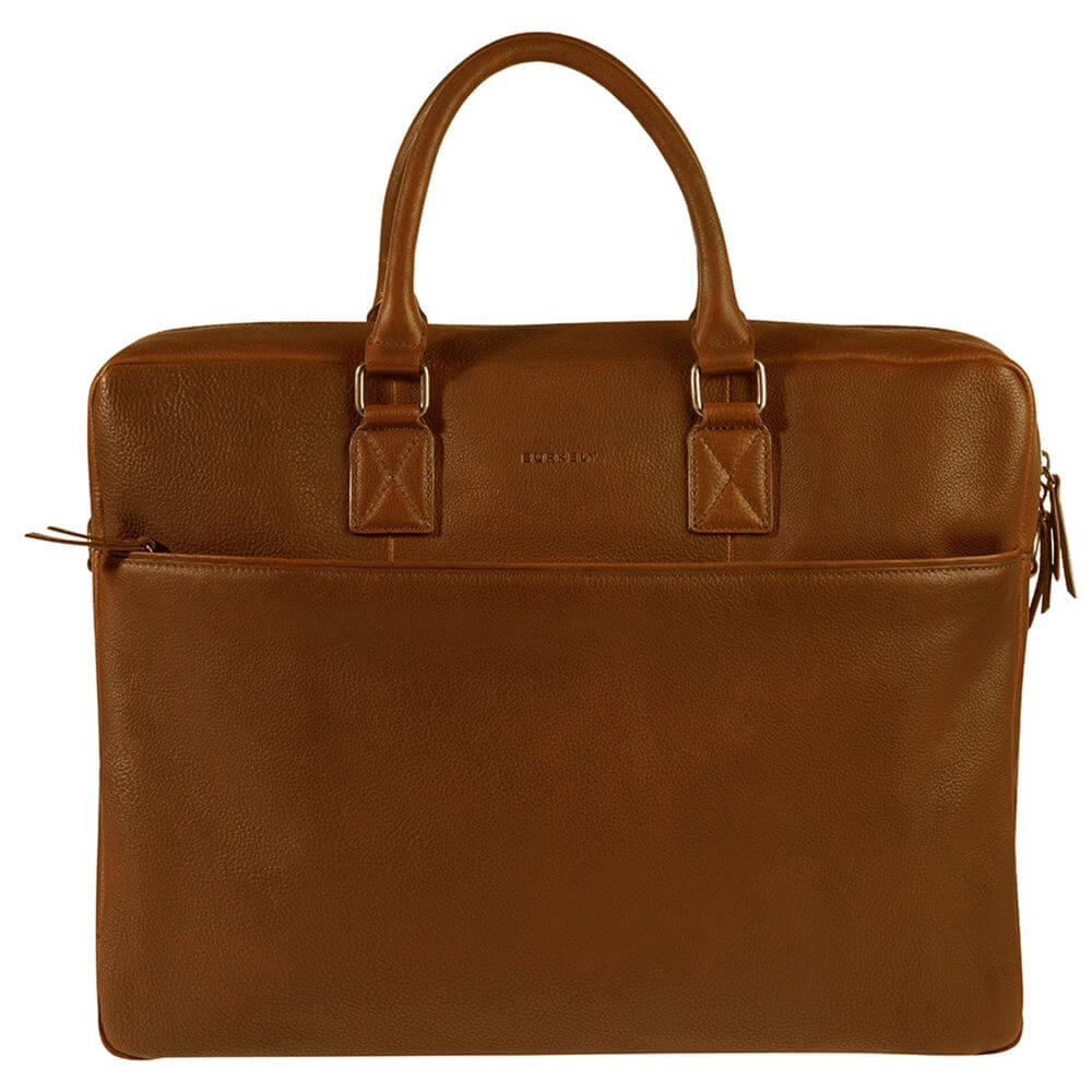Burkely Antique Avery Laptopbag 17'' Cognac