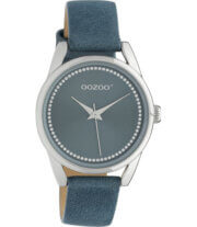 OOZOO JR Horloge Blauw   JR307