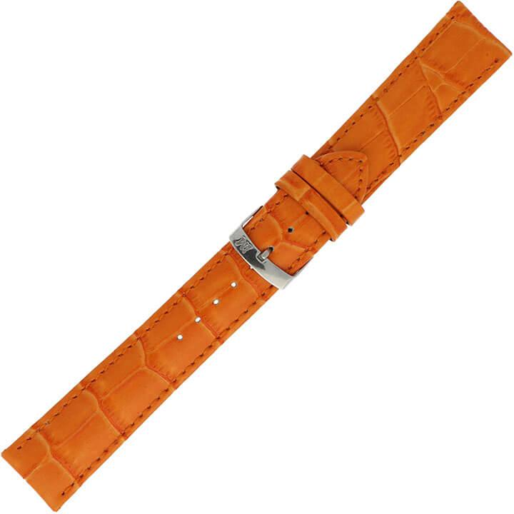 Morellato Horlogebandje Samba Alligator Oranje