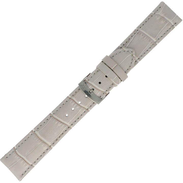 Morellato Horlogebandje Samba Alligator Grijs