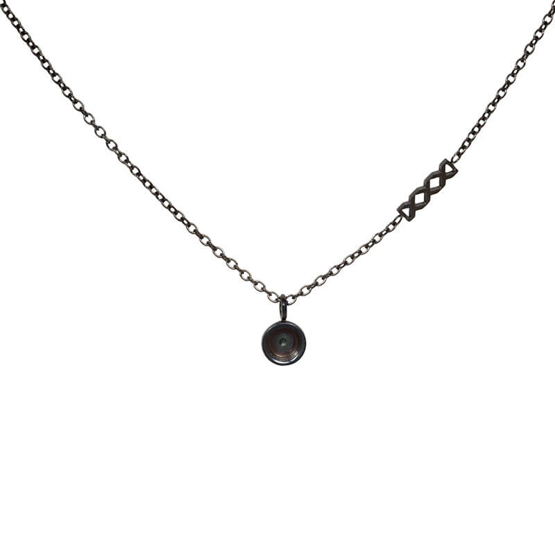 iXXXi Ketting Chain Top Part Base Zwart 50 cm