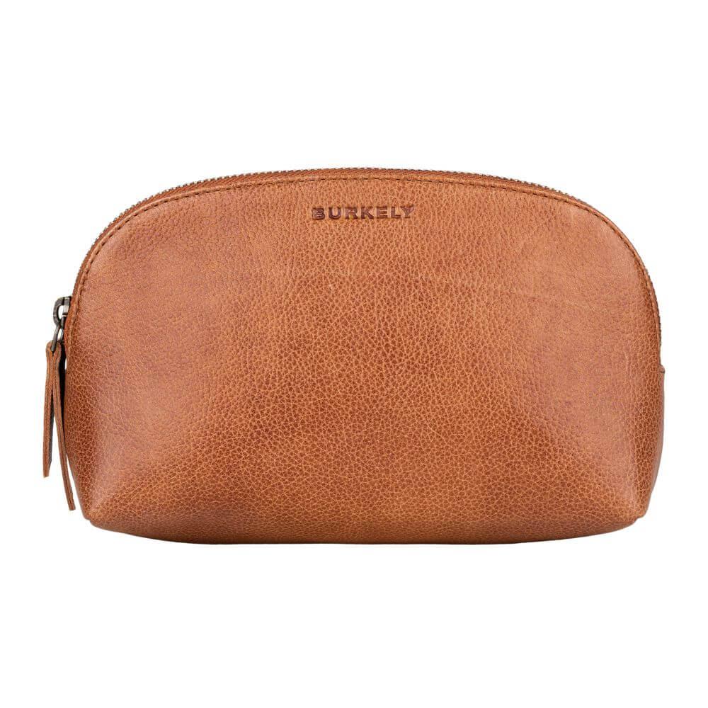 Burkely Make Up Bag Just Jackie Cognac