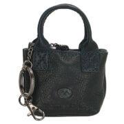 Micmacbags Mini Bag Key Ring Discover Blauw