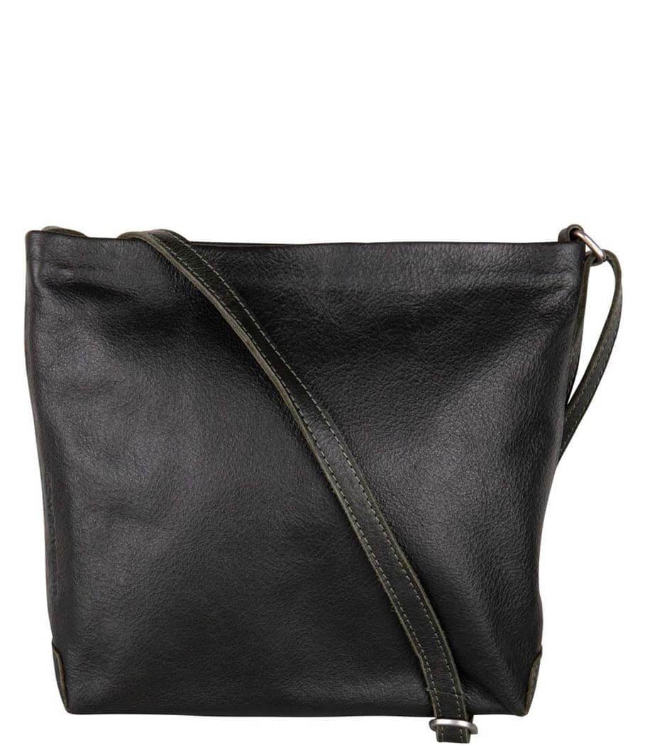 Cowboysbag Crossbody Schoudertas Bag Walmer Dark Green