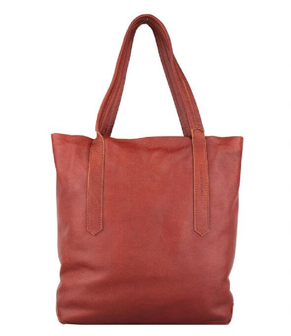Cowboysbag Shopper Bag Framesby 13'' Cognac
