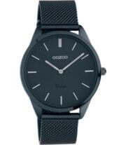 OOZOO Timepieces Horloge Vintage Night Blue | C20008
