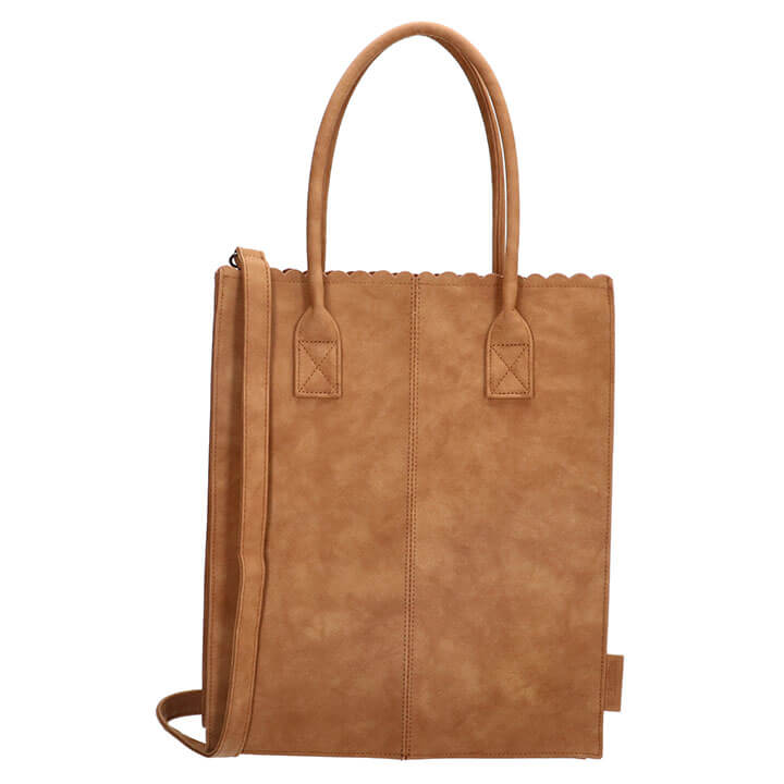Beagles Shopper / Schoudertas Val Do Dubra Camel