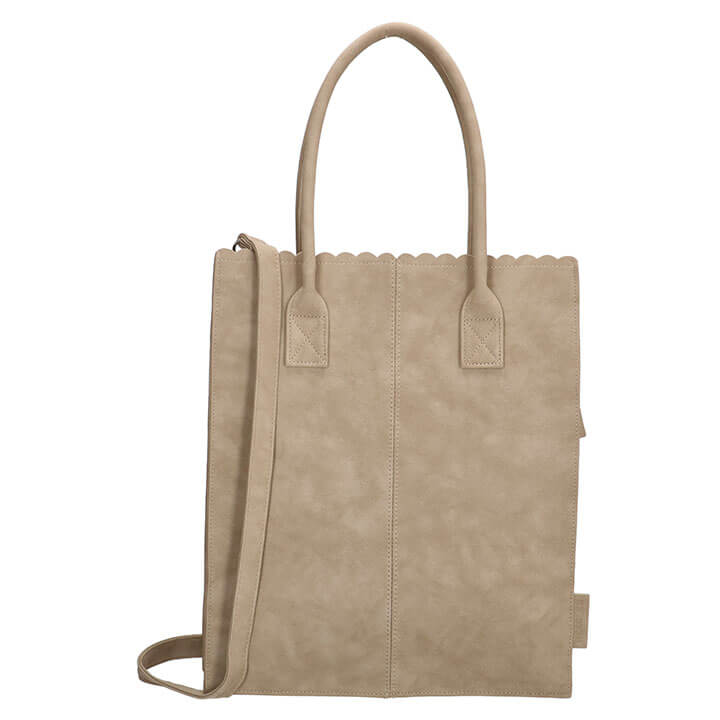 Beagles Shopper / Schoudertas Val Do Dubra Taupe