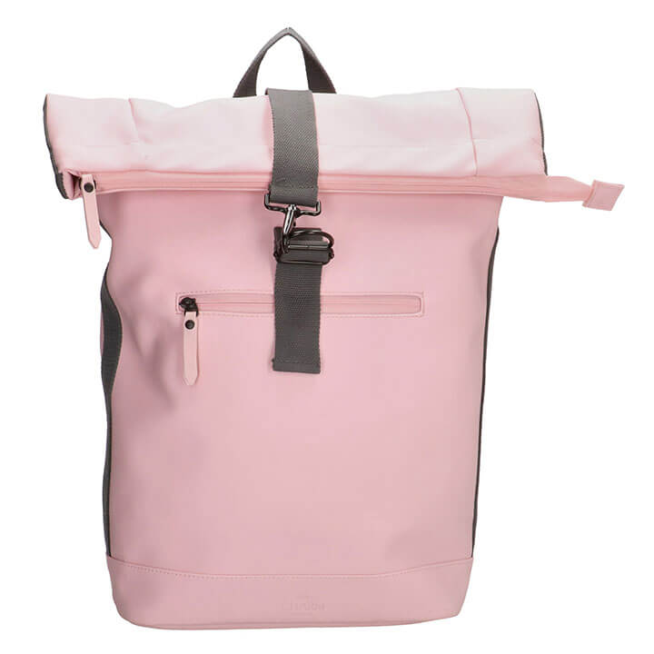 Charm London Waterproof Rolltop Rugzak 17.3'' Neville Roze