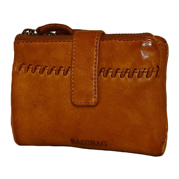 Bag2Bag Portemonnee Lioni Cognac