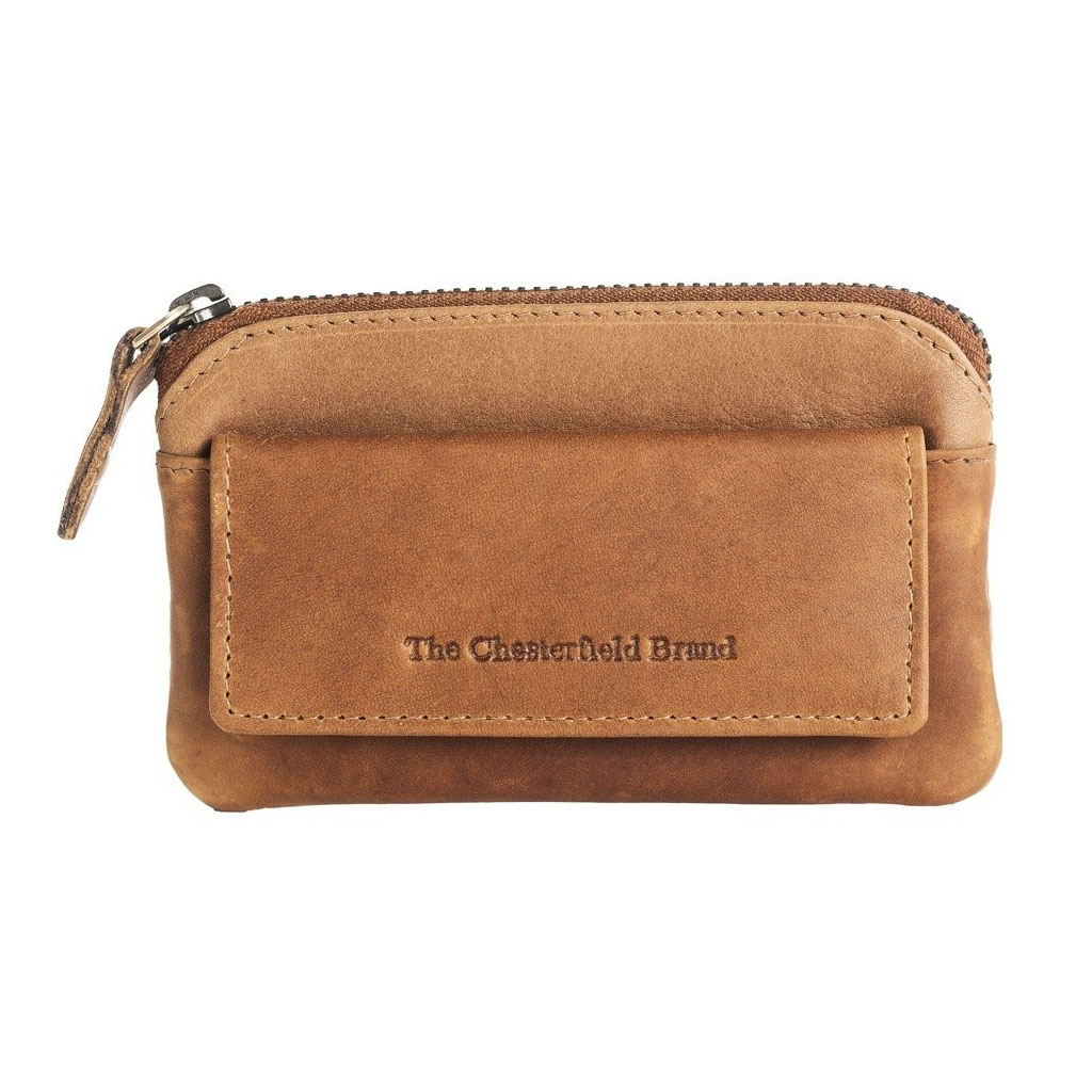 Chesterfield Sleuteletui Oliver Cognac