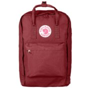 "Fjällräven Kånken Laptop 17"" Rugzak Ox Red"