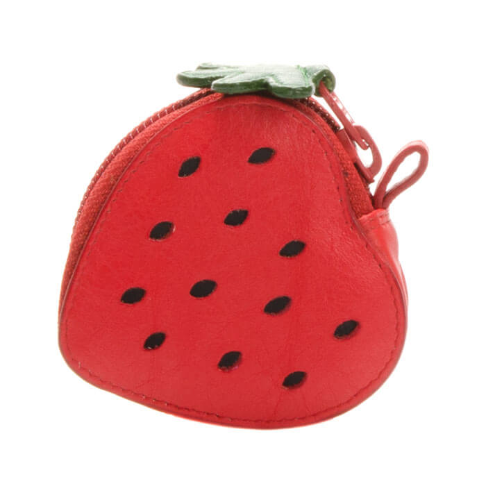 Mywalit Fruits Strawberry Purse Red