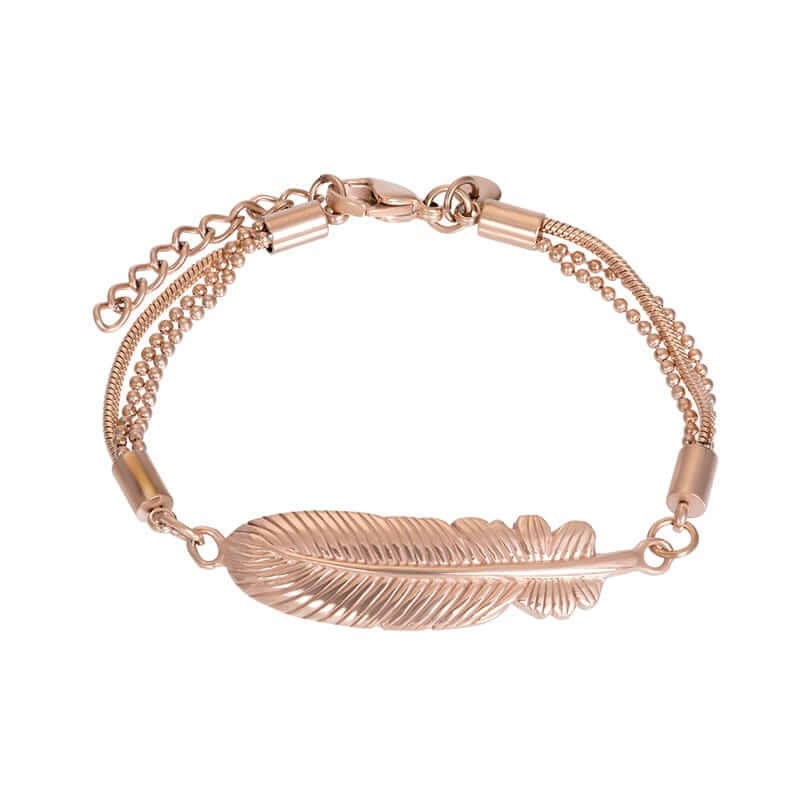 iXXXi Armband Feather Rosé