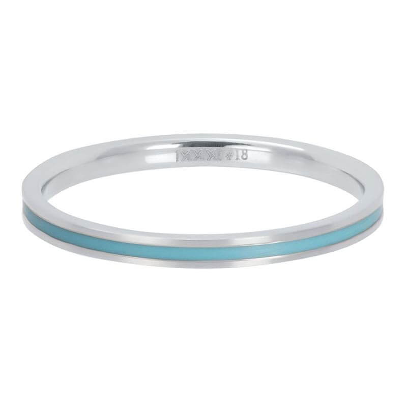iXXXi Vulring Line Turquoise Zilver