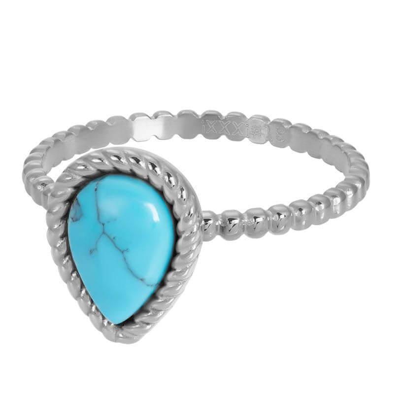 iXXXi Vulring Magic Turquoise Zilver