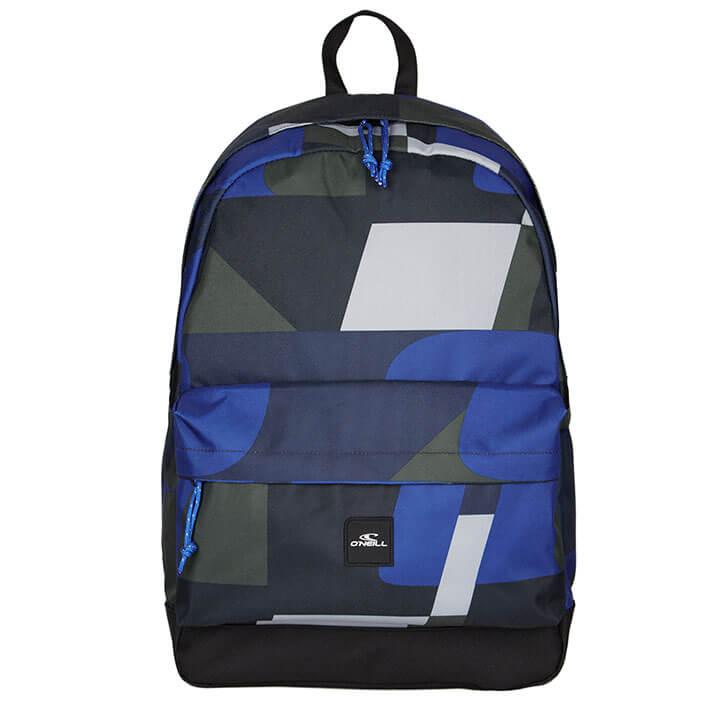 O'Neill Rugzak Coastline Backpack 15'' Blue AOP
