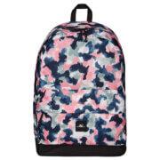 "O'Neill Rugzak Coastline Backpack 15"" Blue AOP W/ Red"