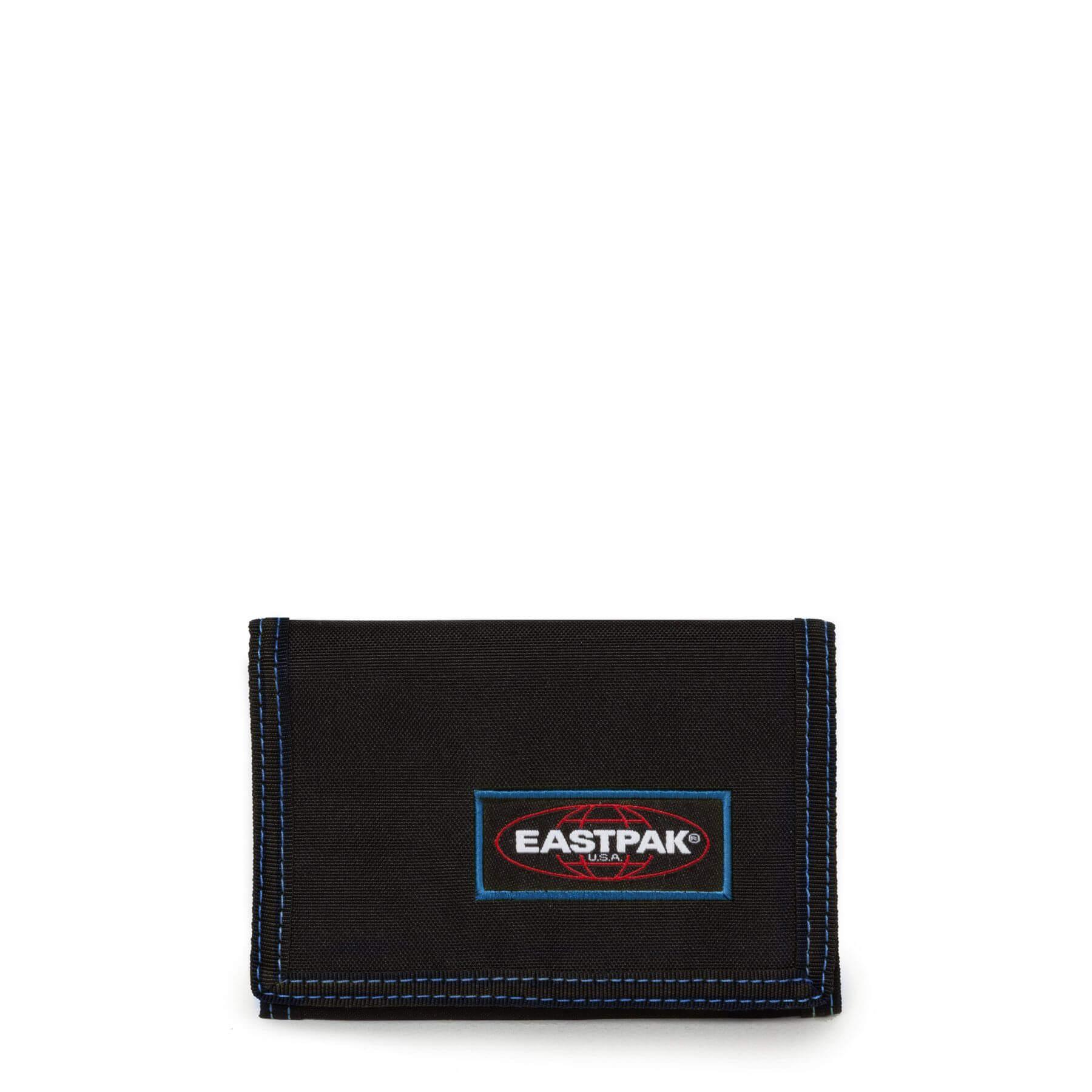 Eastpak Crew Portemonnee met Klittenbandsluitting Kontrast Mysty