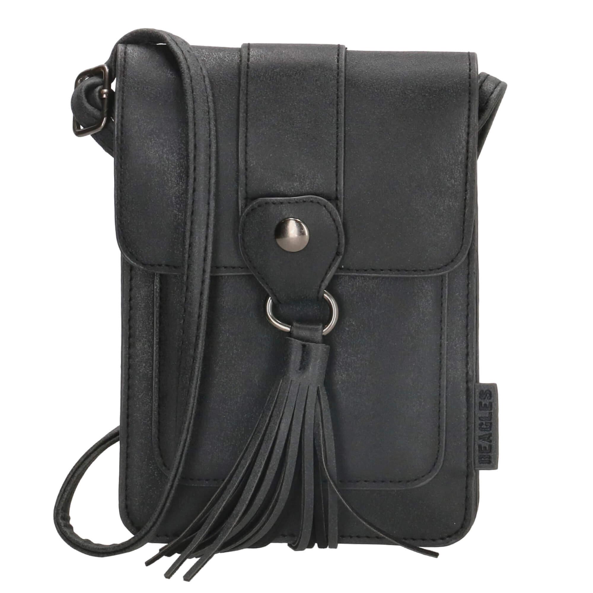 Beagles Phone Bag Telefoontasje Carral Zwart