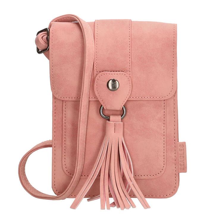 Beagles Phone Bag Telefoontasje Carral Roze