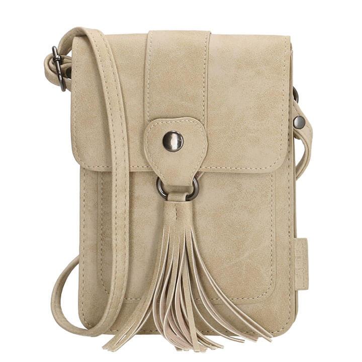 Beagles Phone Bag Telefoontasje Carral Zand