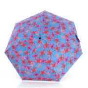Doppler Paraplu Carbonsteel Mini XS Blue Flowers