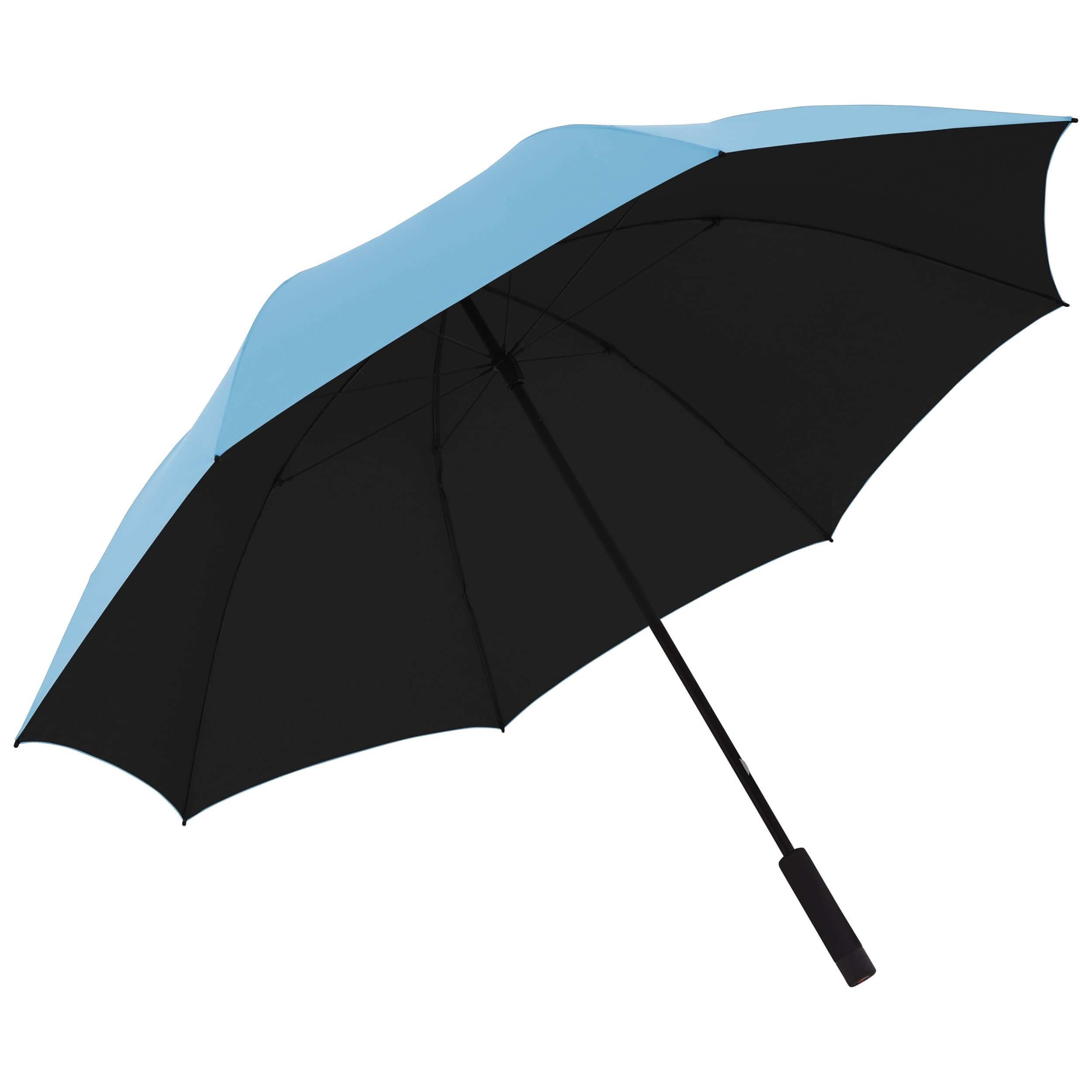 Knirps Stok Paraplu Ultra Light XXL Blue with Black
