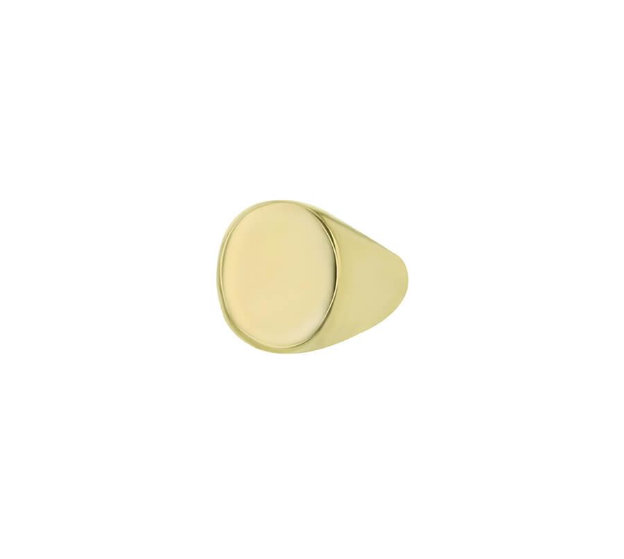 AZE Jewels Ring Signet Antique
