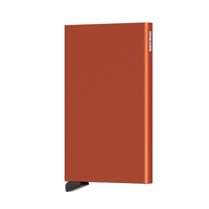 Secrid Cardprotector Kaarthouder Orange
