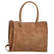 Zebra Trends Handtas Natural Bag Lisa Camel