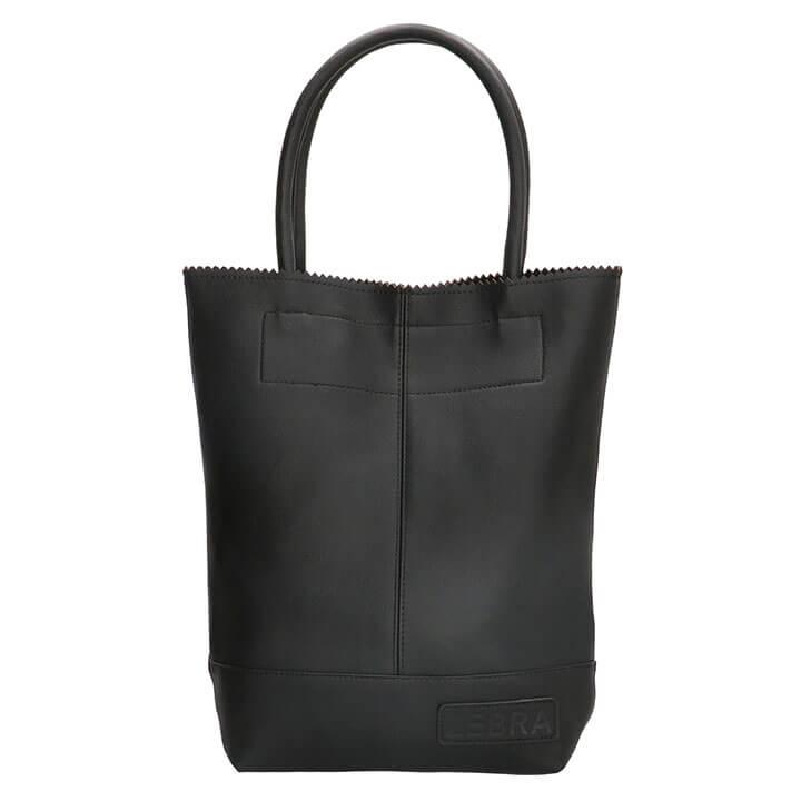 Zebra Trends Shopper met Etui Natural Bag Kartel Zwart