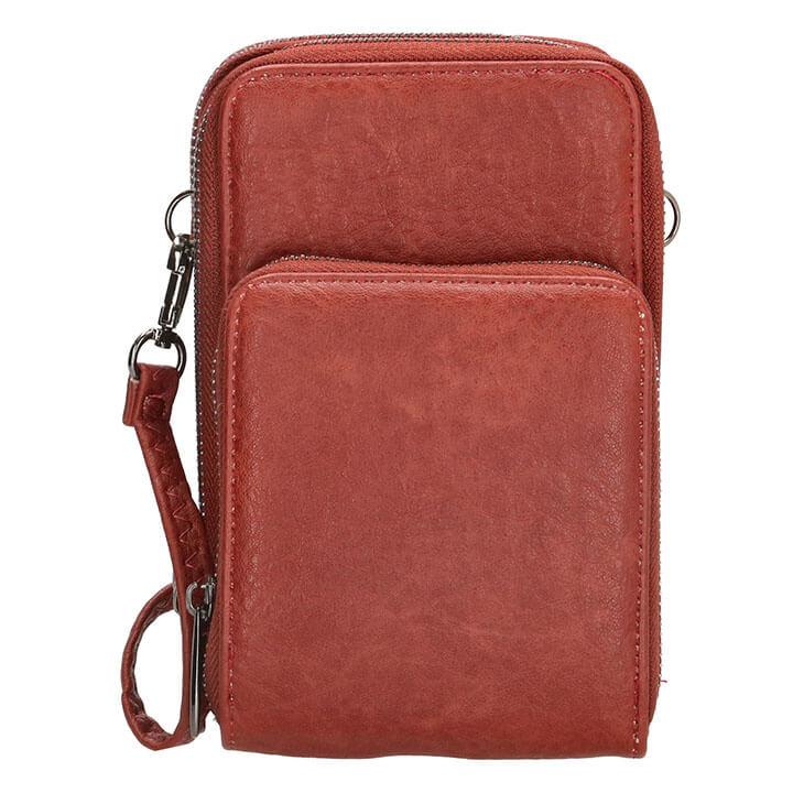 Beagles Phone Bag Telefoontasje Vilacoba Donker Rood