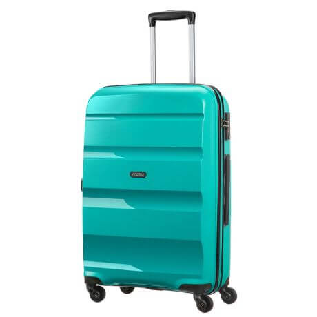 American Tourister Koffer Bon Air Spinner M Deep Turquoise