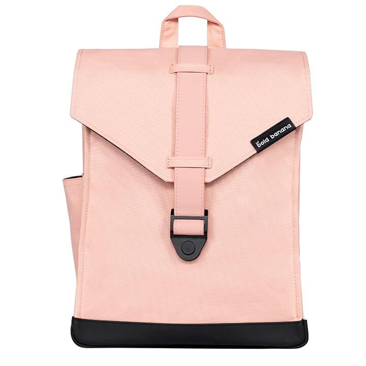 Bold Banana Envelope Backpack Rugzak 15.6'' Perfect Peach