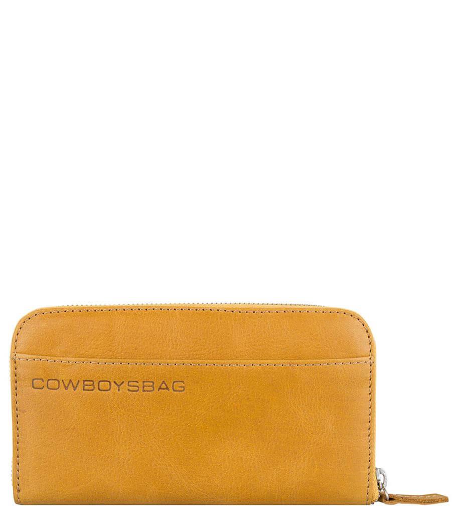 Cowboysbag Portemonnee The Purse Amber