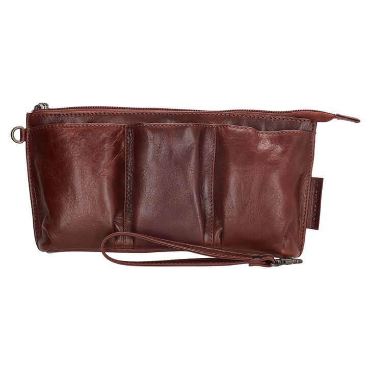 Micmacbags Bag In Bag Porto L Rust