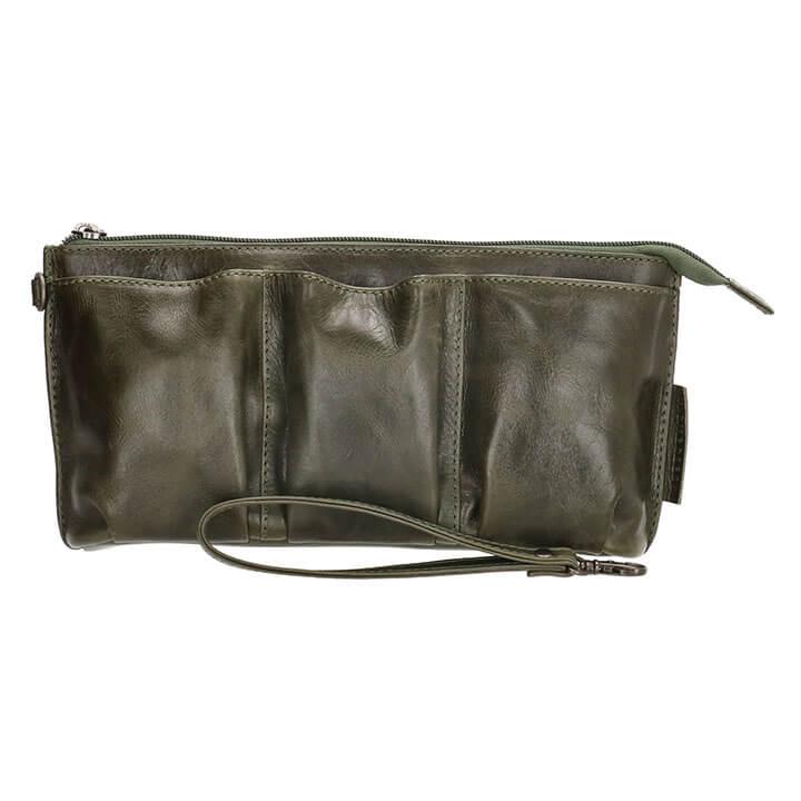 Micmacbags Bag In Bag Porto L Donker Groen