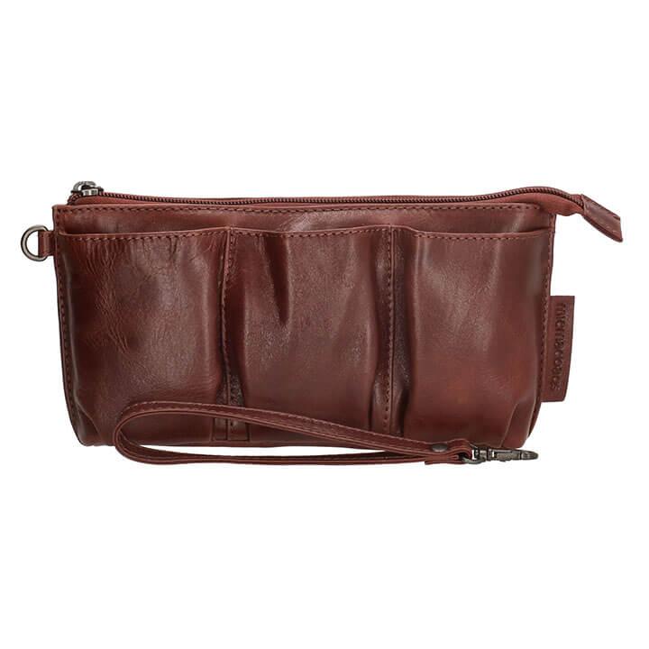 Micmacbags Bag In Bag Porto M Rust