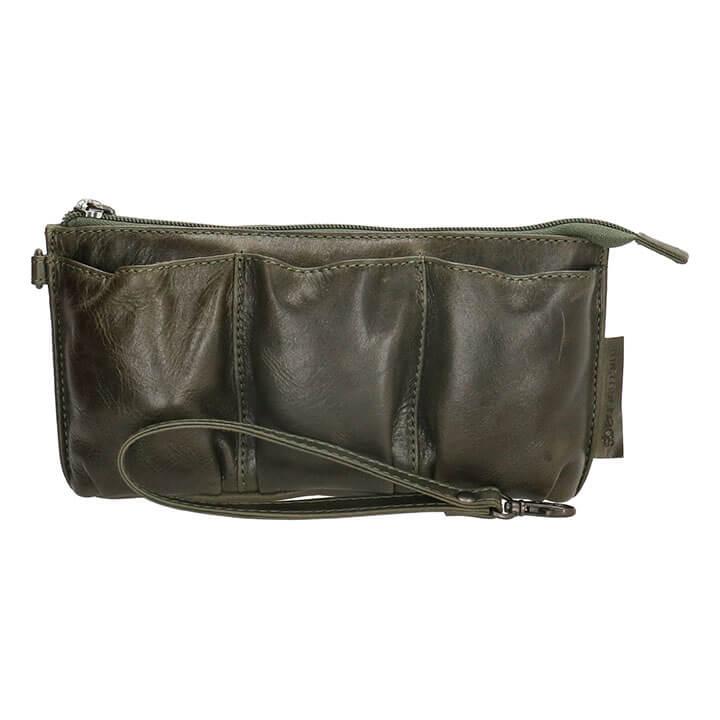 Micmacbags Bag In Bag Porto M Donker Groen