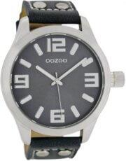 OOZOO Timepieces Horloge Donker Blauw   C1062
