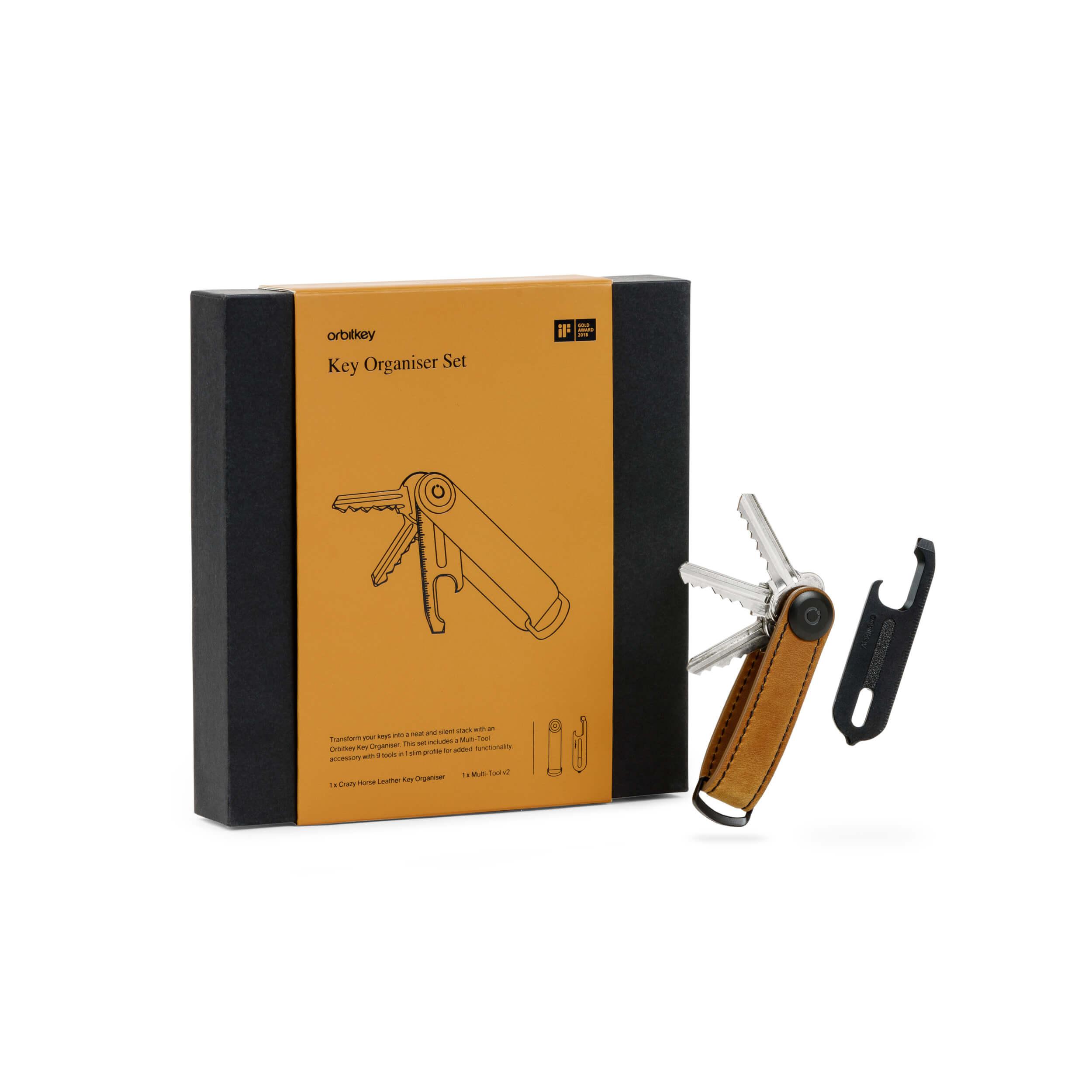 Inclusief Multi-Tool Black Gift Set