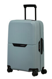 Samsonite Magnum Eco Spinner Handbagage Koffer 55 Ice Blue