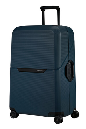 Samsonite Magnum Eco Spinner Koffer 75 Midnight Blue